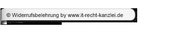 © www.IT-Recht-Kanzlei.de